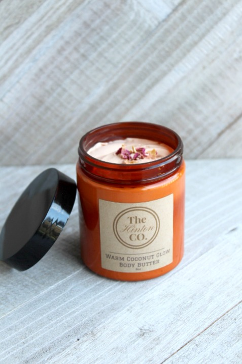 Warm Coconut body butter